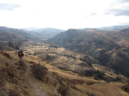 Caminar en los Andes